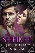 The Sheikh's Quintuplet Baby Surprise - A Multiple Baby Romance (More Than He Bargained For Book 4)