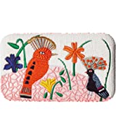 Alice + Olivia - Elizabeth Bird Party Large Clutch