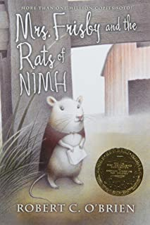 mrs frisby and the rats of nimh book cover