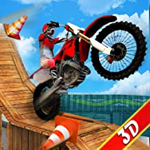 Impossible Stunt Bike Simulator 3D - Trail Tricks