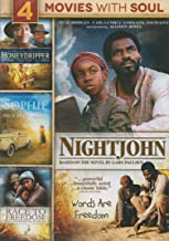 4-Movies with Soul: Honeydripper / Go Tell It on the Mountain / Sophie and the MoonHanger / Race to Freedom
