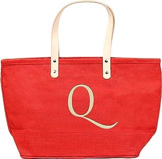 حقيبة حمل شخصية نانتاكيت جوت من شركة كاثي كونسيبتس، حرف A، باللون الأحمر 2133R-Q