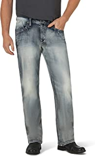 Men's Relaxed Straight Jean