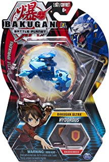 Bakugan Ultra Hydorous Collectible Transforming Figure, Multicolor