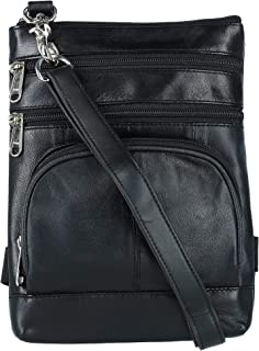 biker leather bags
