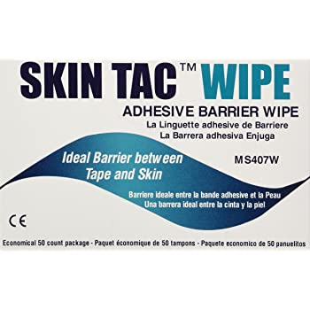 Skin-Tac™ Adhesive Barrier Wipes 50 count