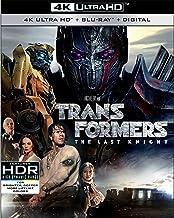 Transformers: The Last Knight [4K] [Blu-ray]
