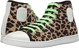 Marc Jacobs - Leopard High Top