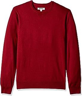 Goodthreads Men's Merino Wool Crewneck Sweatshirt