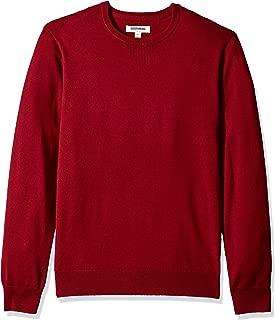 Amazon Brand - Goodthreads Men's Merino Wool Crewneck Sweater