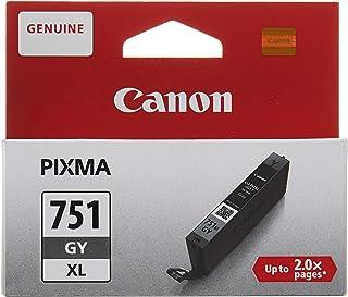 Canon Inkjet Cartridges CLI-751GY XL