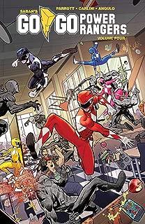 Saban's Go Go Power Rangers Vol. 4 (4) (Mighty Morphin Power Rangers)