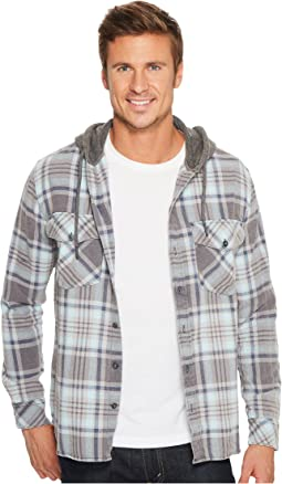 Quiksilver - Hooded Tang Flannel