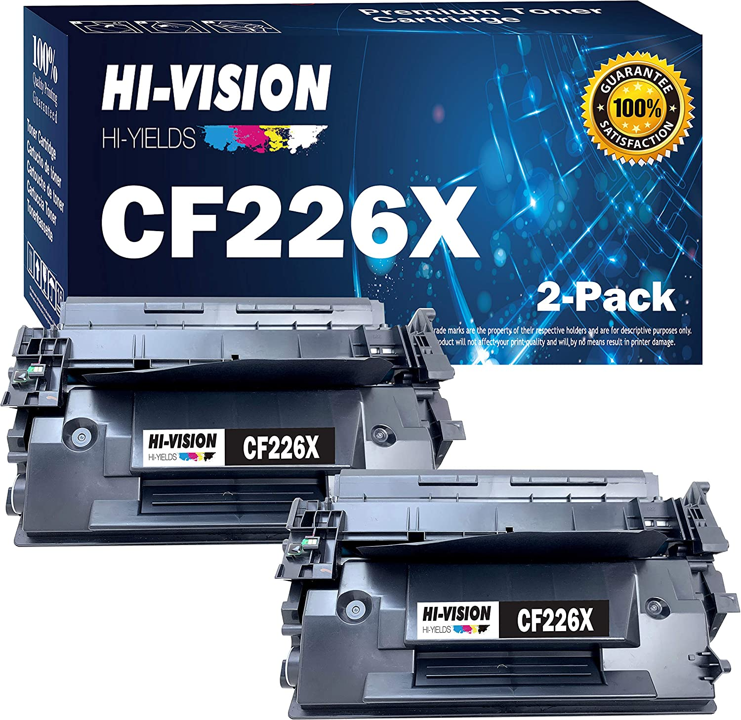 HI-VISION HI-YIELDS Compatible Toner Replacement Inventory cleanup selling sale Cartridge Houston Mall H for