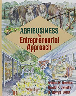 Agribusiness: An Entrepreneurial Approach