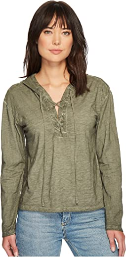Sanctuary - Atwater Hoodie Top