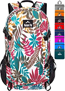40L Lightweight Packable Waterproof Travel Hiking Backpack Daypack