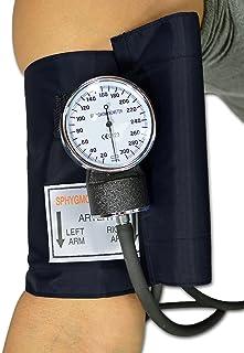 دستگاه فشار خون بزرگسالان بزرگسال همراه با کیف حمل - Lightning X Aneroid Sphygmomanometer (BP Cuff) - سیاه