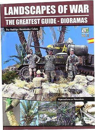 AMMO EURO-0009 Landscapes of War. Maximum Guide - Dioramas Vol. 2 Castellano