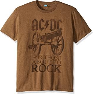 American Classics ACDC About To Rock Adult Short Sleeve T-Shirt