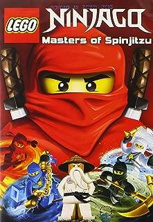 LEGO Ninjago Masters of Spinjitzu (DVD)