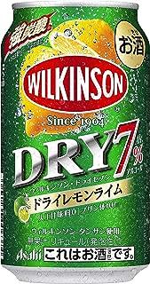 【2019年発売】ウィルキンソン・ドライセブン ドライレモンライム [ チューハイ 350ml×24本 ]