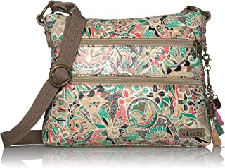 Sakroots womens Sakroots Basic Crossbody