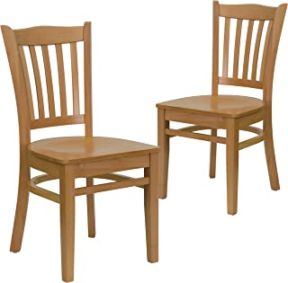 Best beech slat back chairs Reviews