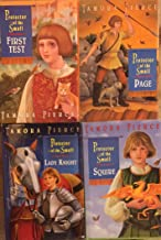 Protector Of The Small Book Set: First Test, Page, Squire, & Lady Knight (Protector Of The Small)