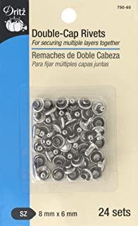 Best dritz double cap rivets nickel Reviews