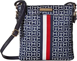 Mira North/South Crossbody