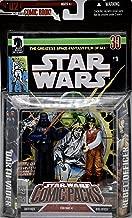 Star Wars - No. 2 Comic Pack - Darth Vader & Rebel Officer Figures - Dark Horse Star Wars #1 Comic - Limited Edition - Mint - Collectible - (PR)