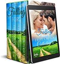 Falling for Her Cowboy: Horseshoe Home Ranch Romance, Collection 2 (Horseshoe Home Boxed Set)