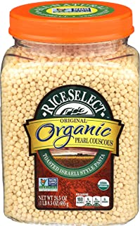 RiceSelect Organic Pearl Couscous, 24.5-Ounce