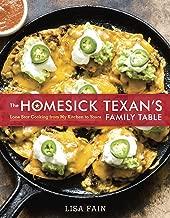 The homesick Texan من طاولات الأسرة: Lone Star الطبخ From My المطبخ إلى منتجك