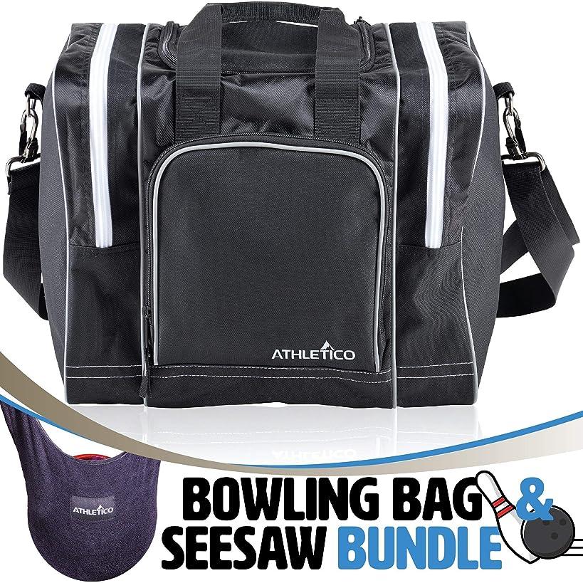 Athletico Bowling Bag & Seesaw Polisher Bundle