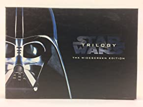 Star Wars Trilogy THX Widescreen Edition: Star Wars / The Empire Strikes Back / Return of the Jedi (Set of 3 VHS Tapes - Collector's Edition)