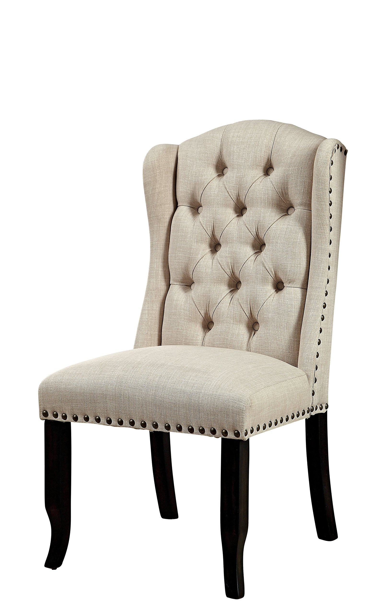 Wing Back Dining Room Chairs Home Products