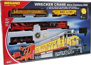 Mehano- Wrecker Crane Juguete de modelismo ferroviario, (MEHANOT741)