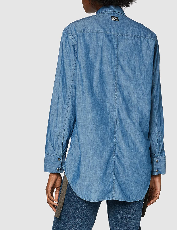 G-STAR RAW 3301 Relaxed Camisa para Mujer