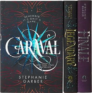 Caraval Boxed Set