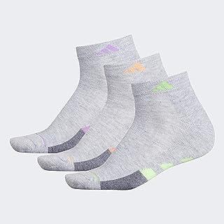 adidas Women's Cushioned Low Cut Socks (3-Pair)