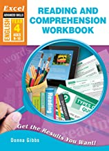 Excel Advanced Skills Workbook: Reading and Comprehension Workbook Year 4