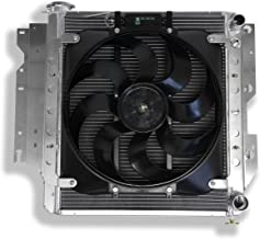 Flex-a-lite 315761 Extruded Core Radiator and Electric Fan (1987-2006 Jeep Wrangler YJ and TJ, LS Engine)