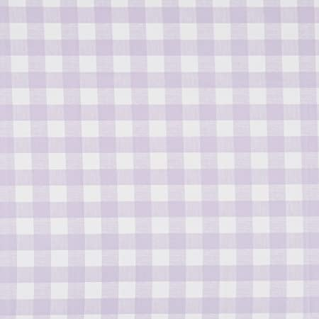Vinylla Nappe en toile cirée avec revêtement en vinyle Lilas, 100 % coton Vinyle Coton, violet, 140 x 180 cm