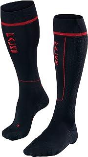 Impulse Running Calcetines de compresión para Correr, para Mujer, Tejido Deportivo, Color (Negro 3008), Reino Unido 2.5 – 5 (Talla del Fabricante: 35 – 38), 1 par