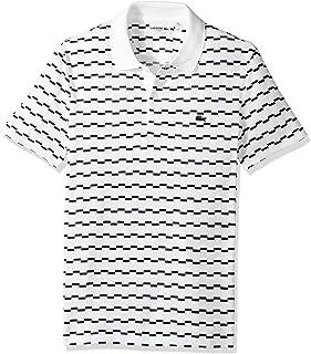 Men's Short Sleeve Robert George Irrig Stripe Slim Polo