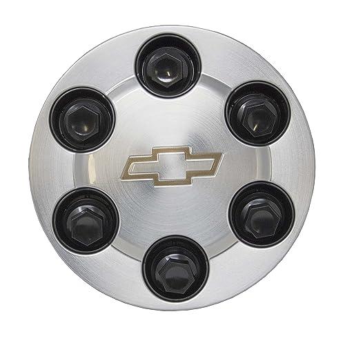 Set 4 Chrome Chevy Chevrolet 2008-2012 Suburban 2500 8 Lug Center Caps Hubcaps