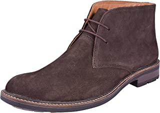 Saddle & Barnes Men's Leather Chukka Boots