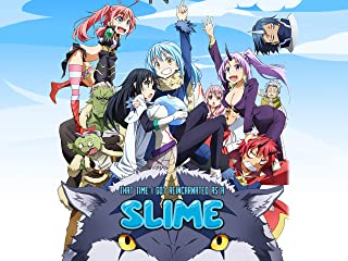 That Time I Got Reincarnated as a Slime, Pt. 1 (Simuldub)